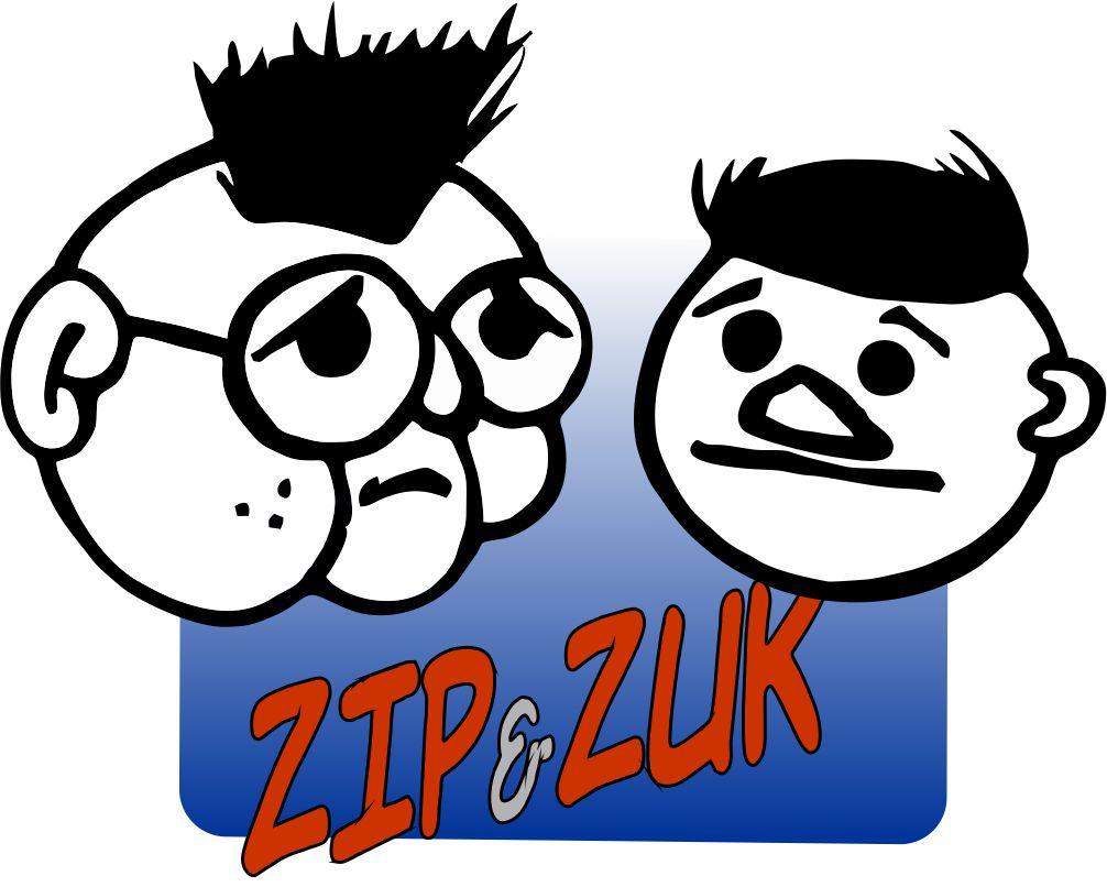 Zip a Zuk banner