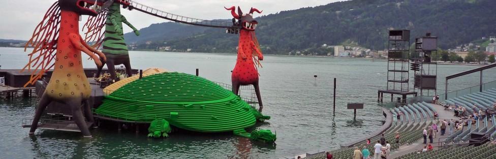 Opera na Bodamském jezeře