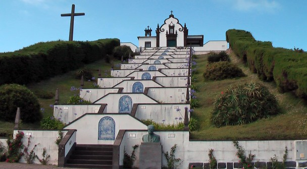 Nossa Senhora da Paz, Lagoa, Sao Miguel