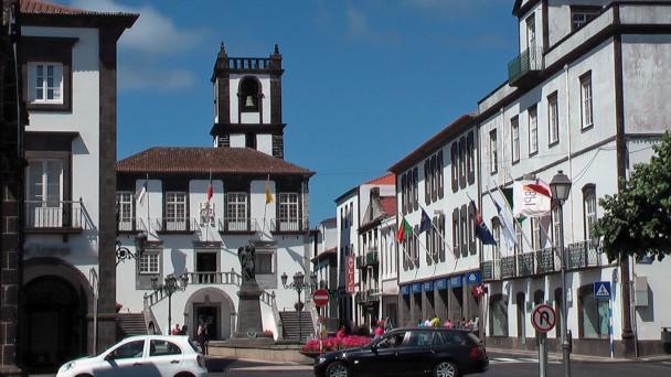 Ponta Delgada, Sao Miguel